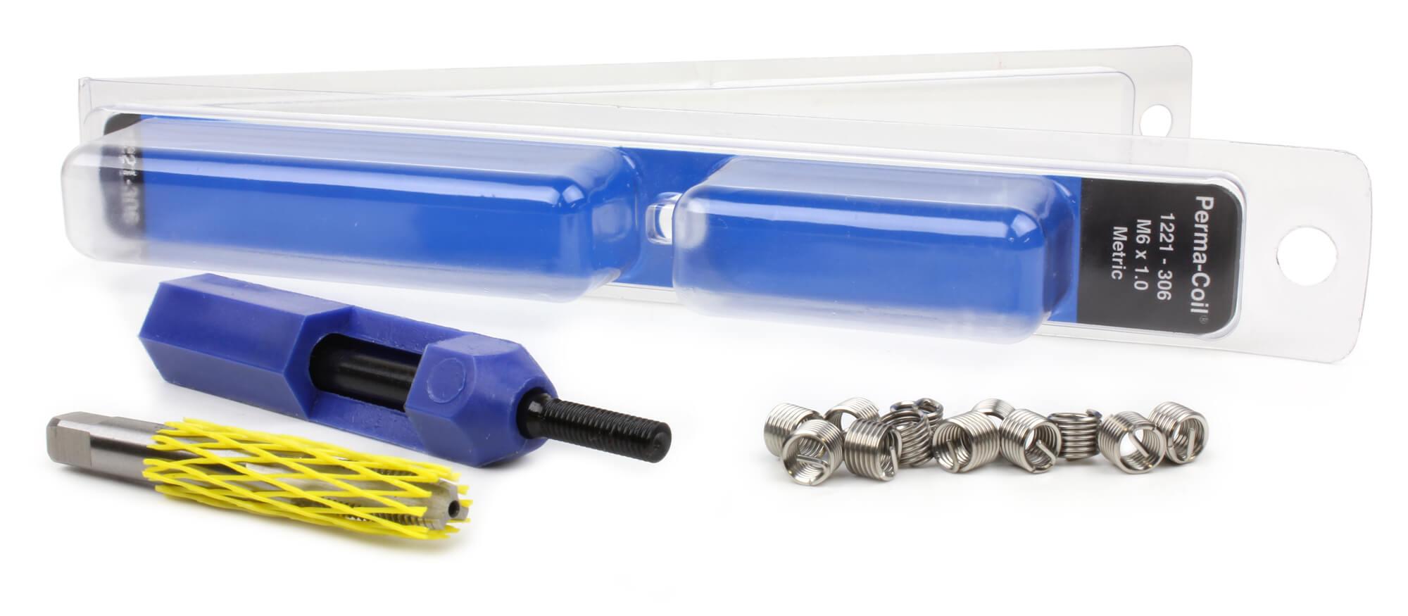 Perma-Coil 1208-014 Thread Repair Kit 4-40 12PC
